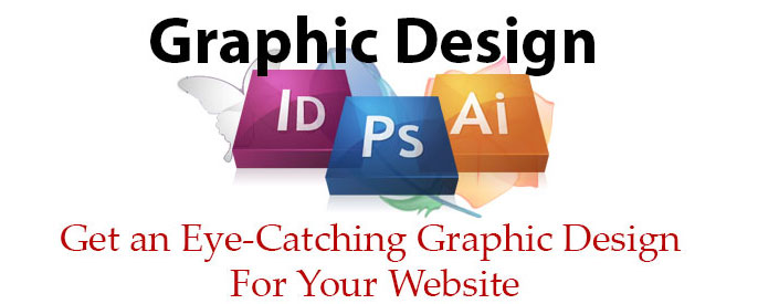 get eye catching graphic design