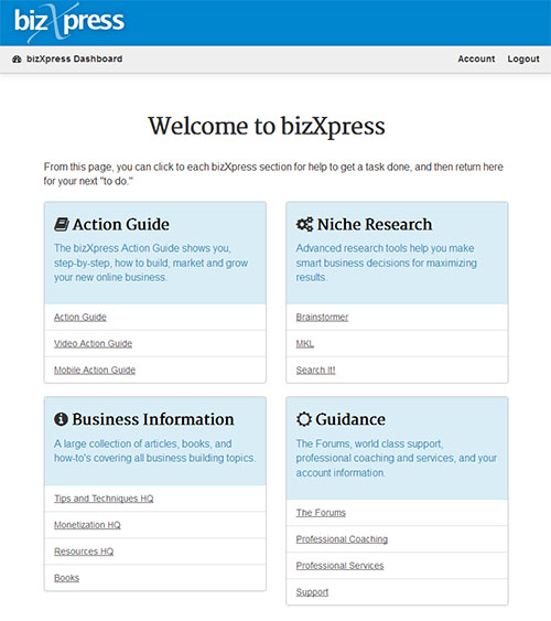bizxpress-package